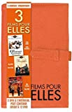 echange, troc 3 films pour elles : 3 comédies romantiques - Notebook 3 DVD