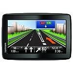 TomTom Via M Europa con Mappe Gratis a Vita, 5″, IQ Routes, Speak&Go, Indicatore…