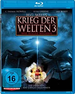 krieg der welten 3 blu ray jake busey peter greene thomas howell david michael. Black Bedroom Furniture Sets. Home Design Ideas