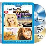 Hannah Montana: The Movie (Three-Disc Blu-ray/DVD Combo + Digital Copy) [Blu-ray]