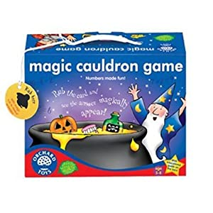 Magic Cauldron by Orchard Toys