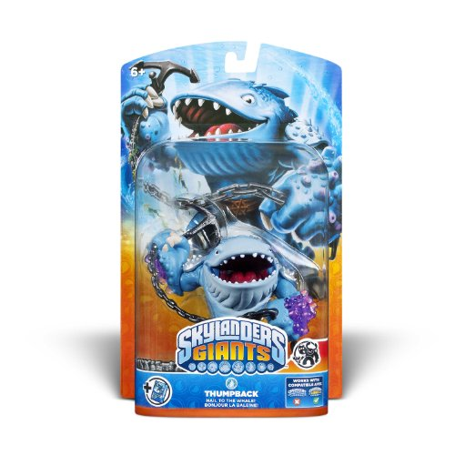 Activision Skylanders Giants Single Character Thumpback