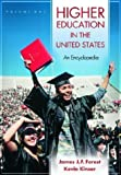 img - for Higher Education in the United States: An Encyclopedia: Higher Education in the United States [2 volumes]: An Encyclopedia by Forest James J.F. Kinser Kevin (2002-06-21) Hardcover book / textbook / text book