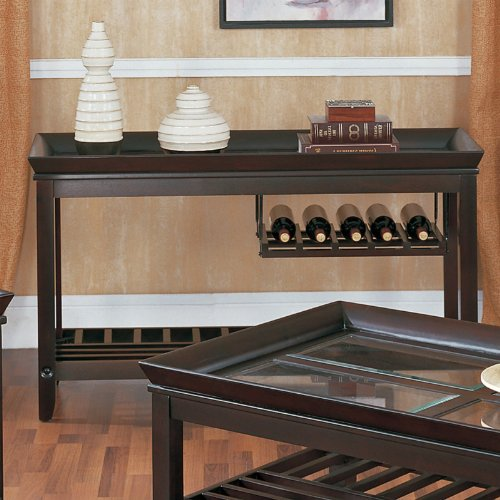 Cheap Homelegance Montero Console Table (3260-05)