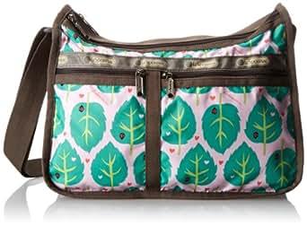 LeSportsac Deluxe Everyday Handbag,Love Bug,One Size