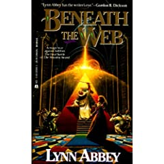 Beneath the Web by Lynn Abbey and Donato
