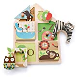 Skip Hop Alphabet Zoo Match And Play Puzzle