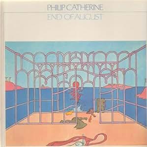 End of August (1982) / Vinyl record [Vinyl-LP]