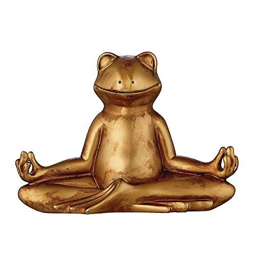 Yoga frosch sonstige preisvergleiche for Frosch figuren fur garten