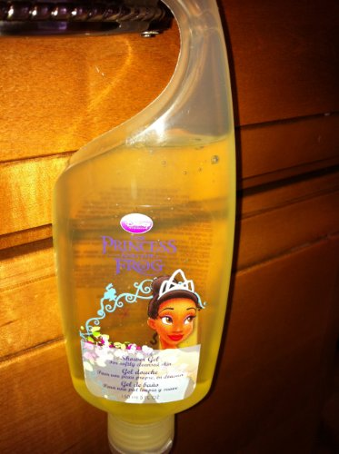 Avon Disney the Princess and the Frog Shower Gel Kids Children