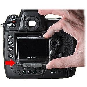 Hoodman H-CAPD3 Nikon D3 Hood Cap