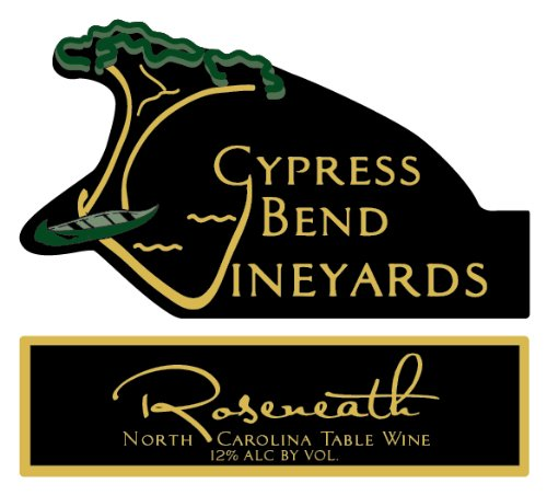 Nv Cypress Bend Vineyards Roseneath North Carolina Table Wine 750 Ml