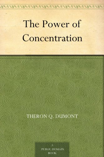 The Power of Concentration PDF