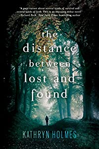 The Distance Between Lost And Found by Kathryn Holmes ebook deal