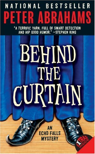 Cover of Behind the Curtain: An Echo Falls Mystery (Echo Falls Mysteries)