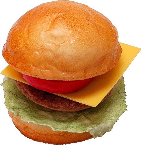 Cheeseburger Fake Food (Fake Cheese For Display compare prices)