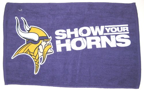 Minnesota Vikings Bath Towel Vikings Bath Towel Vikings