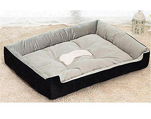 dog-bed-dog-coussin-mat-cats-avec-2-colores-6-tamano-m-70x50x15cm-noir