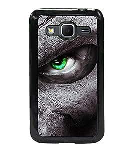 Printvisa 2D Printed Eye Designer back case cover for Samsung Galaxy Core Prime G360H- D4331
