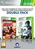 Rainbow Six: Vegas 2 and Ghost Recon Advanced Warfighter 2 Double Pack Xbox 360