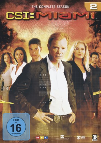 CSI: Miami - Season 2 [6 DVDs]