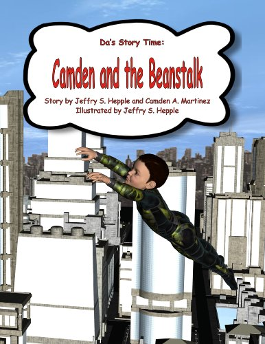 Camden and the Beanstalk cover