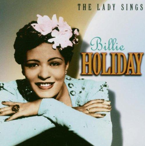 The Lady Sings artwork
