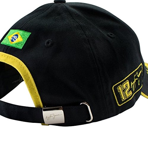 ayrton senna casquette classic quipe de lotus formule 1 f1 as lo de 16 012 boutique divers. Black Bedroom Furniture Sets. Home Design Ideas