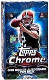 NFL 2014 Topps Chrome Football Hobby Box (24 packs, 1 autograph per box)