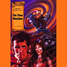 The Time Machine Audiobook by H.G. Wells Narrated by  Saddleback Educational