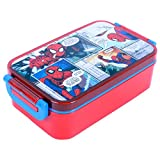 Marvel Spiderman Lunch Box, 450ml, Red/Blue