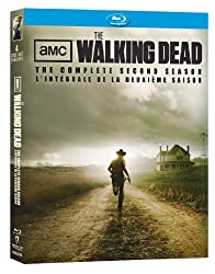 The Walking Dead: The Complete Second Season [Blu-ray]