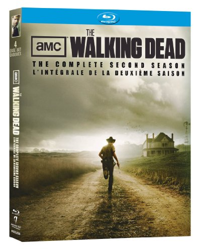 The Walking Dead saison 2 en DVD et Blu-ray (bilingue)