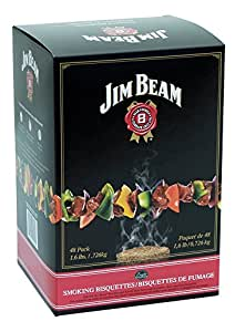 Bradley Smoker Jim Beam Flavoured Bisquettes