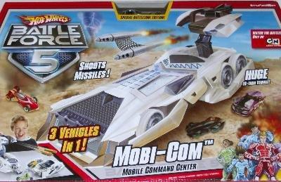 hot wheels battle force 5 mobi com