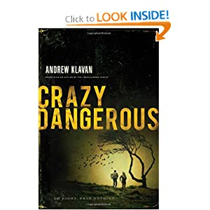 Klavan's 'Crazy Dangerous' is Crazy Good