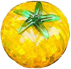 PicknBuy 3D Crystal Puzzle Tomato Yellow