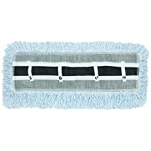 "Wilen B601024, Floor Finish Flat Mop, 24"" Length x 5"" Width (Case of 12)"