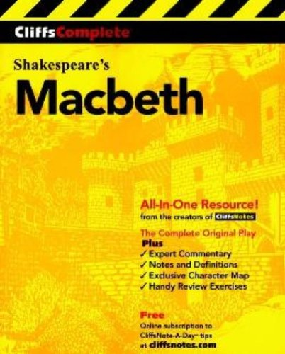Macbeth (Cliffs Complete)