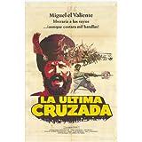 Last Crusade Poster Movie Spanish 11x17 Amza Pellea Mircea Albulescu Ion Beso...