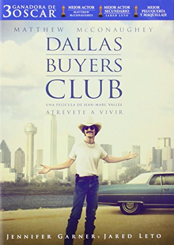 Dallas Buyers Club (Dvd Import) (European Format - Region 2) (2014) Matthew Mcconaughey; Jennifer Garner; J