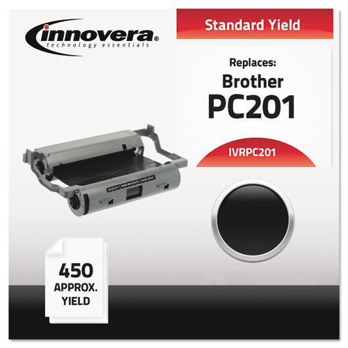 Innovera PC201 Compatible, Remanufactured, PC201 Thermal Transfer, 450 Page-Yield, Black (Imaging Supplies compare prices)