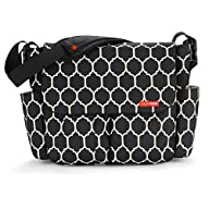 Skip Hop Dash Messenger Diaper Bag, O…