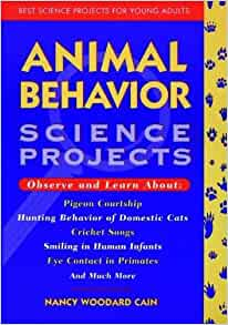 Animal behavior children's book