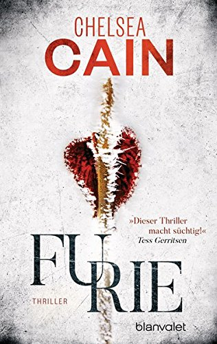 Cain, Chelsea: Furie
