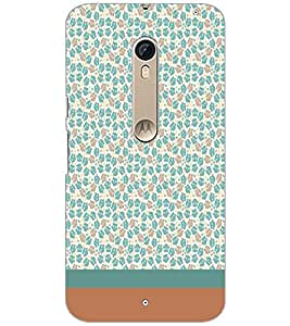 PrintDhaba Pattern D-1873 Back Case Cover for MOTOROLA MOTO X STYLE (Multi-Coloured)