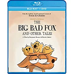 The Big Bad Fox And Other Tales [Blu-ray]
