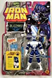 Iron Man Blizzard Figure with Ice Fist Punch