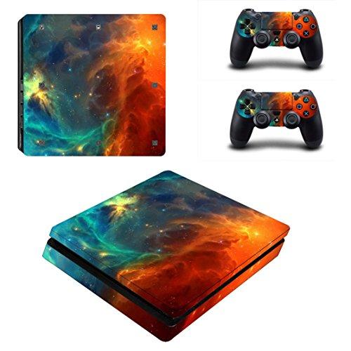 dotbuy-ps4-slim-playstation-4-slim-consola-design-foils-vinyl-skin-sticker-decal-pegatina-and-2-dual