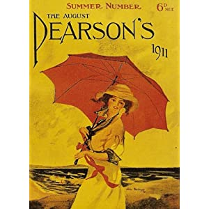 S1365 SMALL THE AUGUST PEARSON'S METAL ADVERTISING WALL SIGN RETRO ART